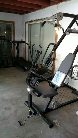 5pc Home Excercise Equipment Gym for Sale in Largo, FL