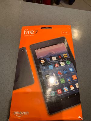 Amazon Fire 7 tablet for Sale in Los Angeles, CA
