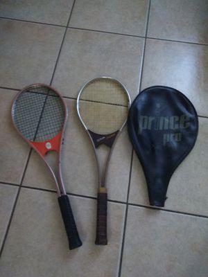 2 Tennis rackets for Sale in Mesa, AZ