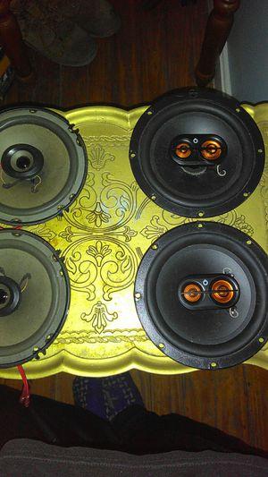 Jensen & Quantum Car Speakers for Sale in Tampa, FL