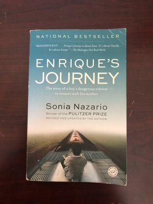 Enriques journey book for Sale in Lincoln, CA