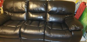 Recliner Couch and love seat for Sale in Germantown, MD