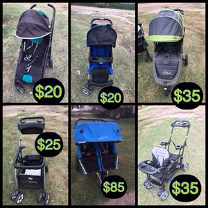 Strollers for Sale in Dallas, TX