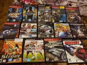 Ps2 Games for Sale in Woodbridge, VA