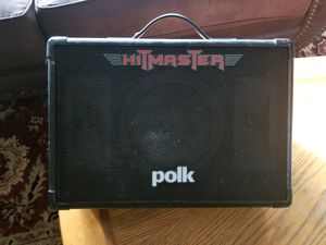 Polk Audio Hitmaster (x3) for Sale in Tinley Park, IL