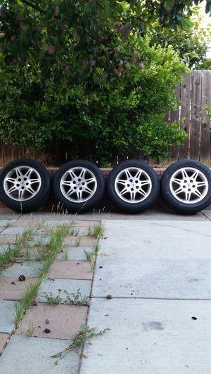 "HONDA ACURA 16"" RIMS 4 ACURA TL | HONDA ACCORD | CIVIC | ACURA TL/RSX RIMS+TIRES (5x114.3) ALSO FIT TOYOTA CAMRY for Sale in San Jose, CA"