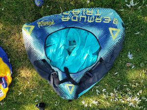 Innertube fun! Including pump & a tow rope! for Sale in Edina, MN