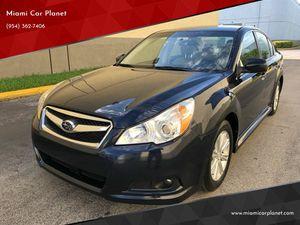 2012 Subaru Legacy for Sale in Hollywood, FL