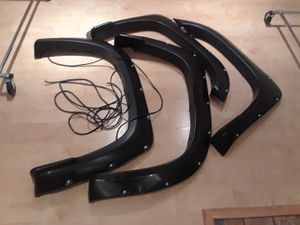 Galaxy Fender flares for Toyota Tundra for Sale in Frederick, MD