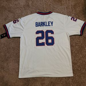 #26 New York Giants Saquan Barkley Jersey 2x $50 for Sale in Puyallup, WA