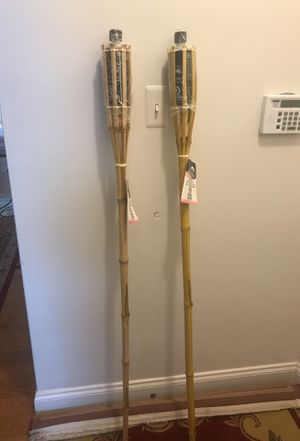Bamboo torch for Sale in Woodbridge, VA