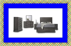 11pc Kate bedroom set with mattress for Sale in Potomac, MD