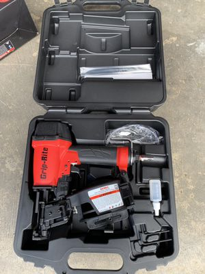 Grip Rite nail gun for Sale in Federal Way, WA