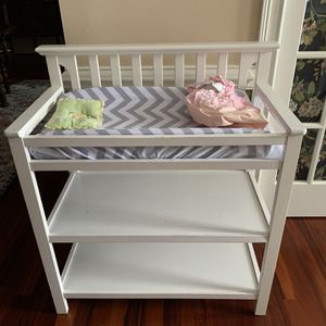 Changing Table/ Free for Sale in Sugar Grove, IL