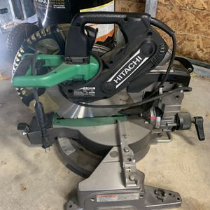 Hitachi Table Saw for Sale in Crandall, TX