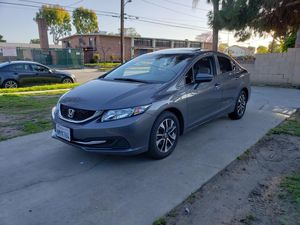 Honda Civic EXL 2015 for Sale in Santa Fe Springs, CA