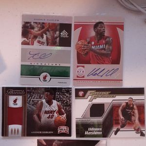 Miami Heat PSA Udonis Haslem Basketball card. for Sale in Miami, FL