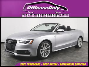 2016 Audi A5 for Sale in North Lauderdale, FL