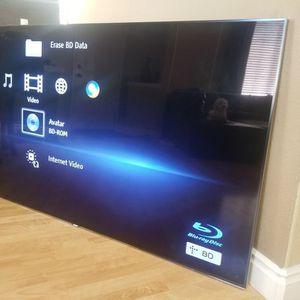 "75"" SAMSUNG 3D SMART TV (HIGH END) for Sale in North Highlands, CA"