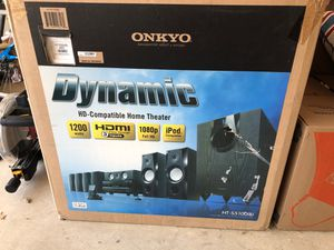 Onkyo home theater system 7.1 for Sale in San Diego, CA