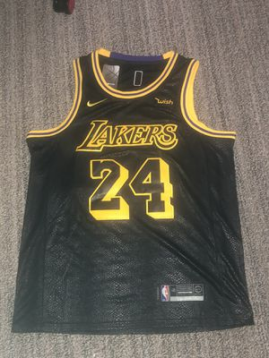 Kobe Bryant Lakers Jerseys for Sale in Norco, CA