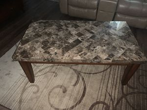 Marble Coffee table for Sale in Port Charlotte, FL