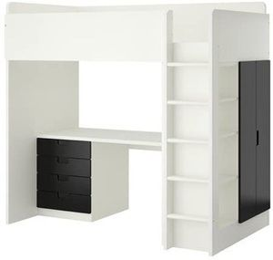 Twin size loft bed for Sale in Houston, TX