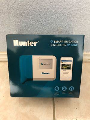 Hunter Sprinkler System for Sale in Garland, TX
