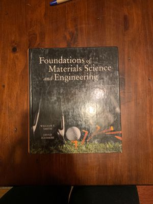 FREE Materials Science Engineering Text Book for Sale in Columbus, OH