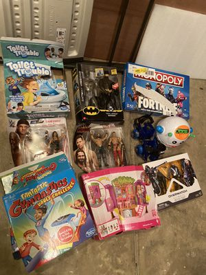 Toys for Sale in Bonney Lake, WA