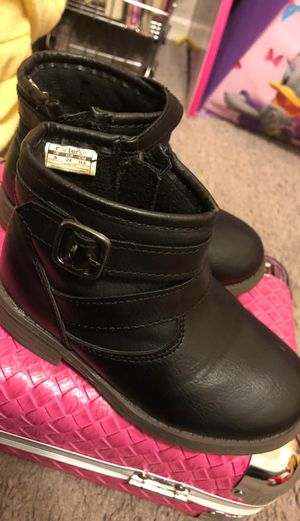 Carters boots for little girls for Sale in El Paso, TX