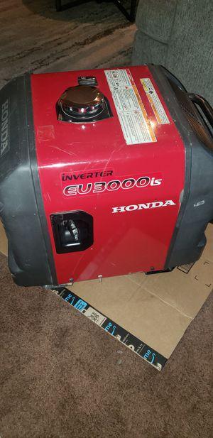Honda EU 3000 generator/inverter for Sale in Odessa, TX
