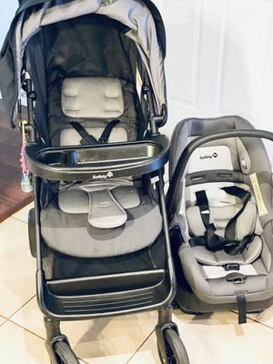 Safety 1st car seat and stroller for Sale in Altamonte Springs, FL