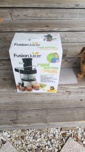 Fusion Juicer for Sale in Frostproof, FL