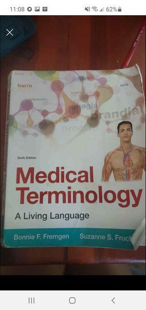Medical Terminology book for Sale in Barboursville, VA