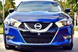 NO ACCIDENTS 2O15 Nissan Maxima SR for Sale in Dyess Air Force Base, TX