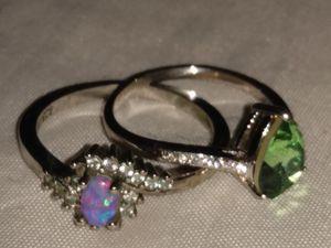 Selling rings w/ diamonds for Sale in Tenino, WA