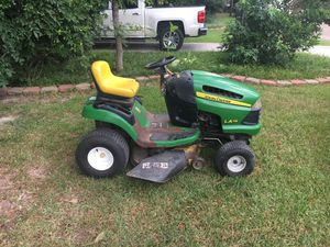 John Deere Tractor LA115 for Sale in Willis, TX