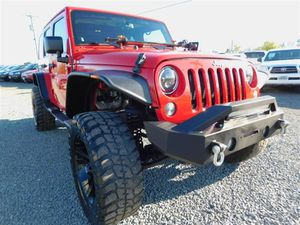 2014 Jeep Wrangler Unlimited for Sale in Bealeton, VA