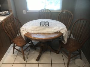 Kitchen table set for Sale in Bonney Lake, WA