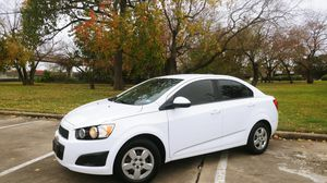 2015 Chevy Sonic LS for Sale in Houston, TX