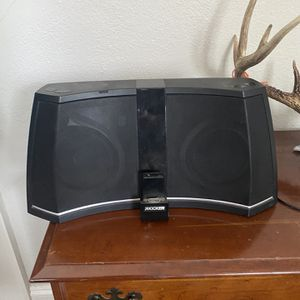 Kicker Amphitheater Bluetooth Speaker (with subwoofer) for Sale in Montgomery, AL