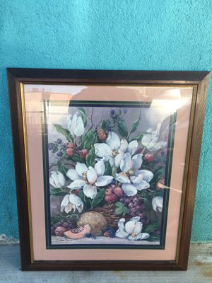 "Authentic"" wall Frame picture"" Home interior &Gift decoration for Sale in Los Angeles, CA"