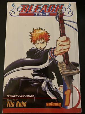 Bleach Vol. 1 (Manga) - Tite Kubo for Sale in Charlottesville, VA