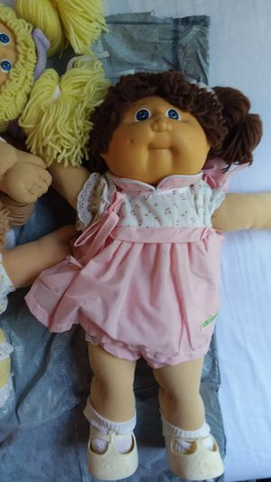 1978-1982 Cabbage patch Kids dolls for Sale in Herndon, VA