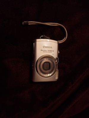Canon Powershot SD850 IS for Sale in Rockville, MD