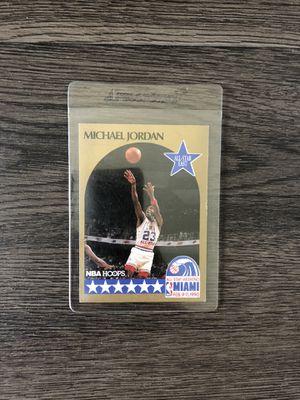 Jordan vintage collectible card for Sale in Culver City, CA