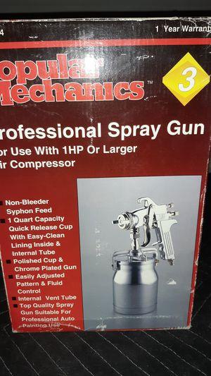 Popular mechanics professional spray gun for Sale in Montrose, CO
