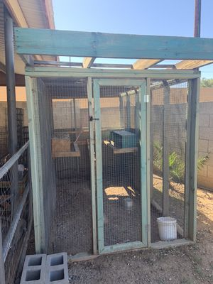 Chicken Coop 🐔 for Sale in Glendale, AZ