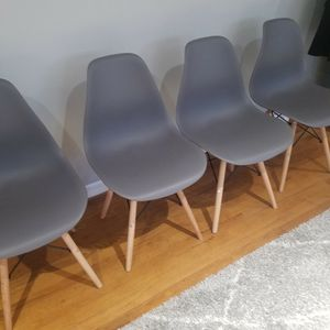 4 New Dining Chairs for Sale in Arlington Heights, IL